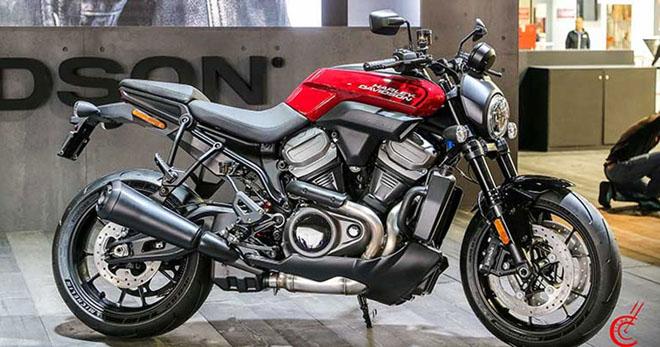 Harley Davidson Bronx: Lột xác ngoạn mục, động cơ mạnh mẽ - 1