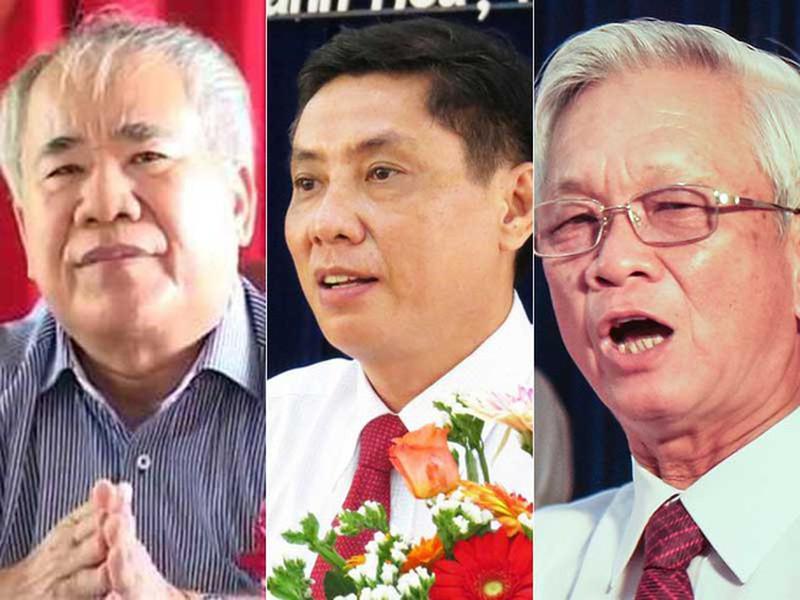 Công bố quyết định kỷ luật 3 lãnh đạo Khánh Hòa của Ban Bí thư - 1