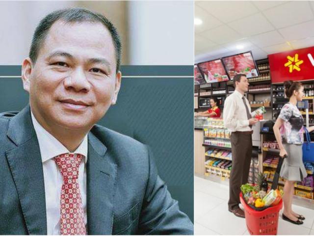 """Hệ thống VinMart sắp trở thành kênh """"hái ra tiền"""" của tỷ phú Phạm Nhật Vượng?"""