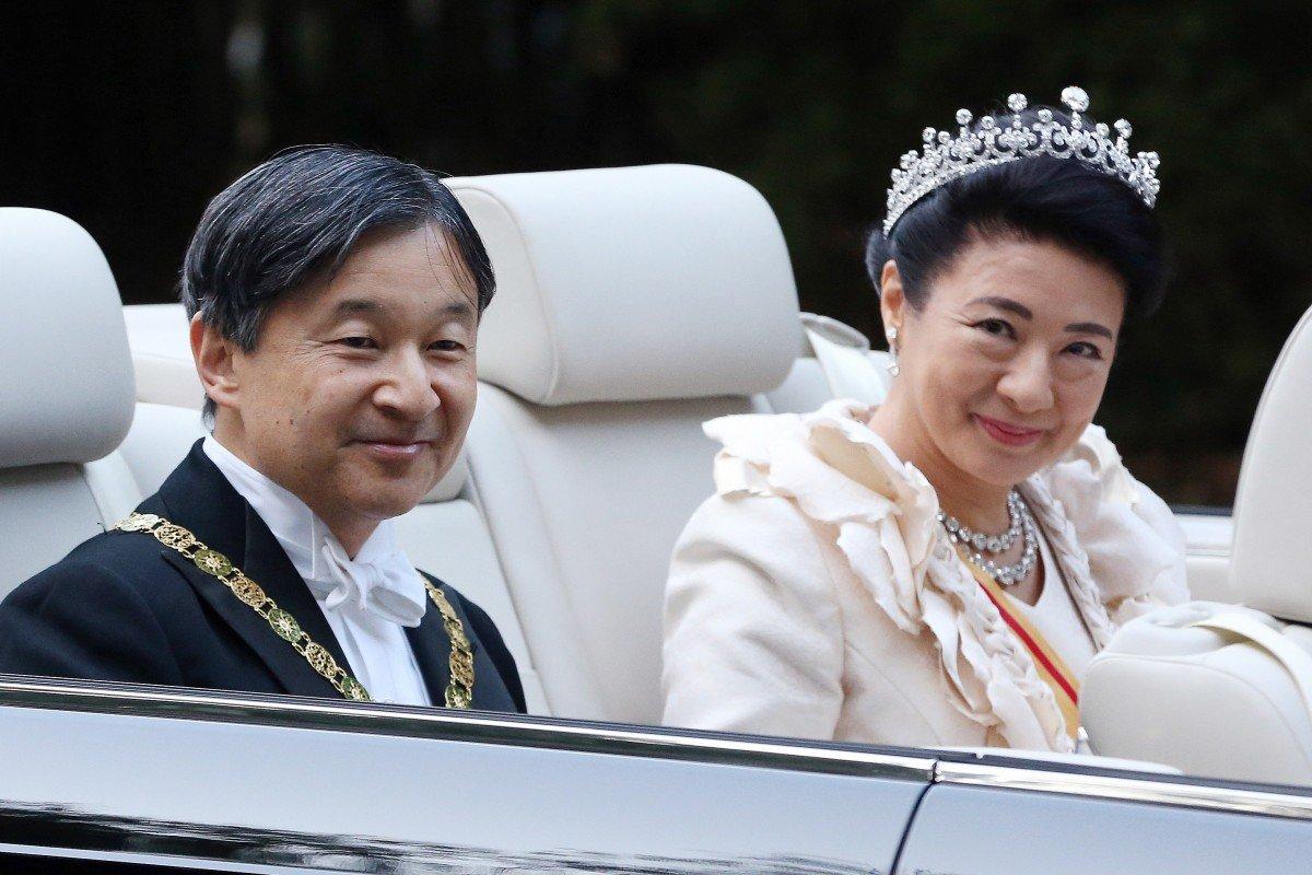 Quy mô buổi lễ Nhật hoàng qua đêm với nữ thần Mặt trời - 1