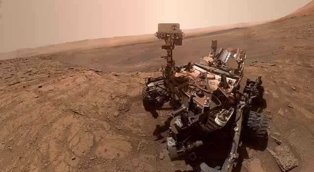 Tàu thám hiểm của NASA phát hiện điểm bất thường về oxy trên Sao Hỏa - 1