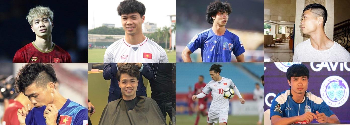"""Không đổi tóc lạ trước khi đối đầu UAE, Công Phượng: """"Tôi để râu đẹp hơn!"""" - 1"""