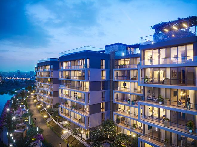 Có gì trong dự án hạng sang với 100% các căn hộ là căn góc tại TP.HCM? - 1