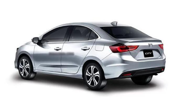 Honda City 2020 sắp ra mắt với động cơ mới 1.0 Turbo và tinh chỉnh về ngoại thất - 2