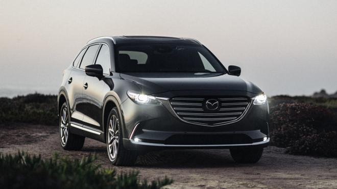 Mazda CX-9 2020 ra mắt tại Mỹ, thêm nhiều tính năng và tinh chỉnh ngoại hình - 1