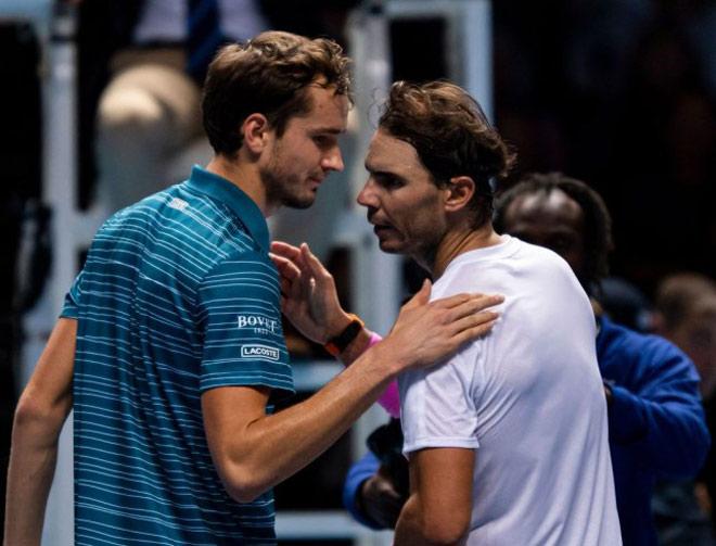 Tin thể thao HOT 14/11: Nadal thừa nhận thắng ngược may mắn ở ATP Finals - 1