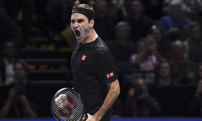 Federer lần đầu thắng Djokovic sau 4 năm: Báo chí hết lời tán dương, Nole cũng phải nể - 1