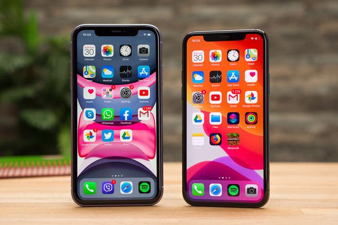 iPhone 11 đã giúp Apple tăng trưởng mạnh ở quốc gia tỷ dân - 1