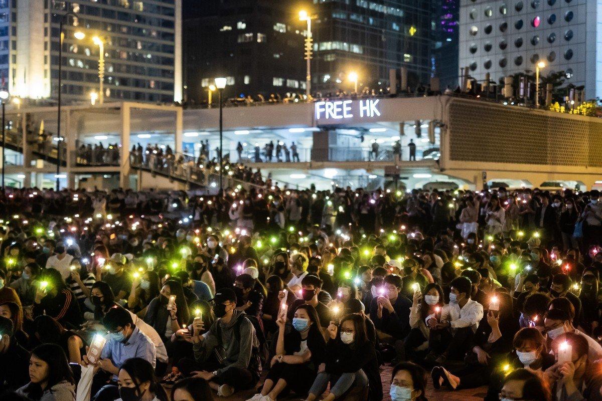 Điều Mỹ sẽ làm nếu Trung Quốc đưa quân can thiệp tình hình Hong Kong? - 1
