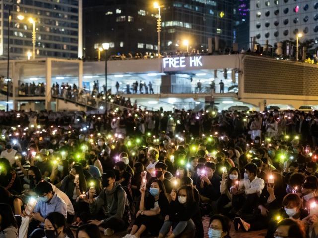 Điều Mỹ sẽ làm nếu Trung Quốc đưa quân can thiệp tình hình Hong Kong?