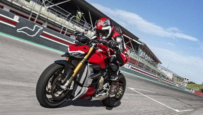 Ducati Streetfighter V4 xứng đáng với danh hiệu mô tô máy đẹp nhất tại EICMA 2019 - 1