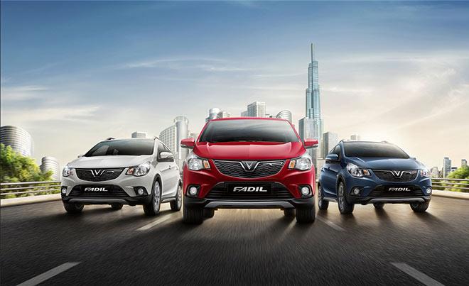 VinFast miễn phí lãi vay 2 năm đầu tiên cho khách hàng mua xe Fadil - 1