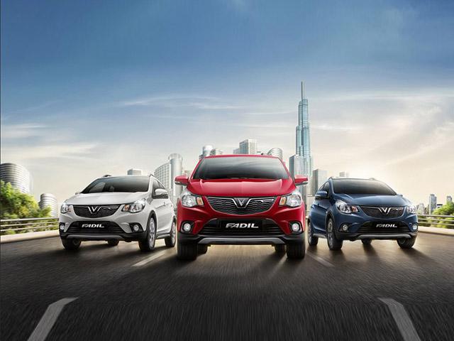 Vinfast hỗ trợ lãi suất vay mua xe Fadil cho khách hàng trong 2 năm đầu