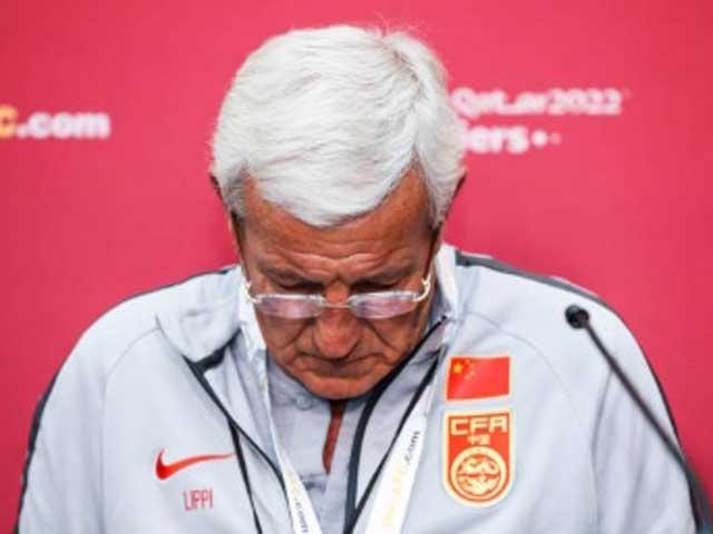 """ĐT Trung Quốc thua đau vì """"tội đồ"""", siêu HLV Lippi cúi đầu nói lời gây sốc - 1"""