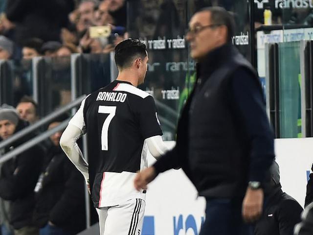 """Ronaldo chửi tục với HLV Juventus, chị gái CR7 bị """"ném đá"""" vẫn bênh chằm chặp"""