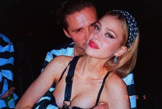 Bồ mới con trai Beckham: Ái nữ tỷ phú có style thời trang đẳng cấp - 1