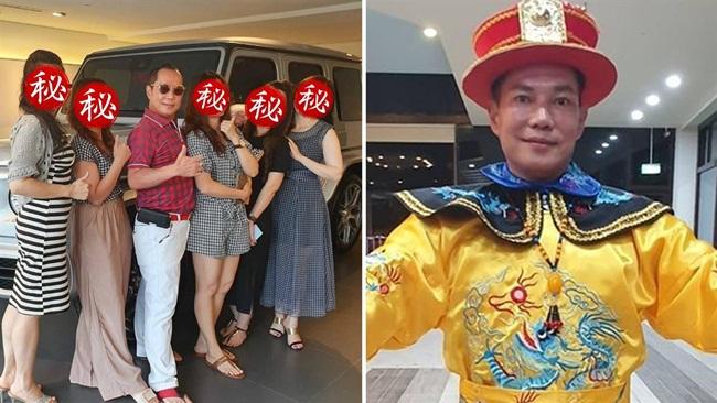 Hu Hanjun là chủ một công ty ở Trúc Bắc, Tân Trúc, Đài Loan (Trung Quốc). Ông tiếp quản sự nghiệp kinh doanh từ cha cách đây 10 năm.
