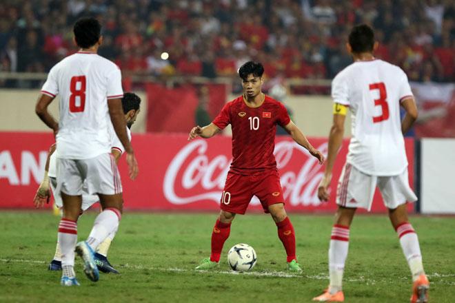 Kịch bản sốc vòng loại World Cup: Việt Nam - Thái Lan bắt tay, loại ông lớn UAE? - 1