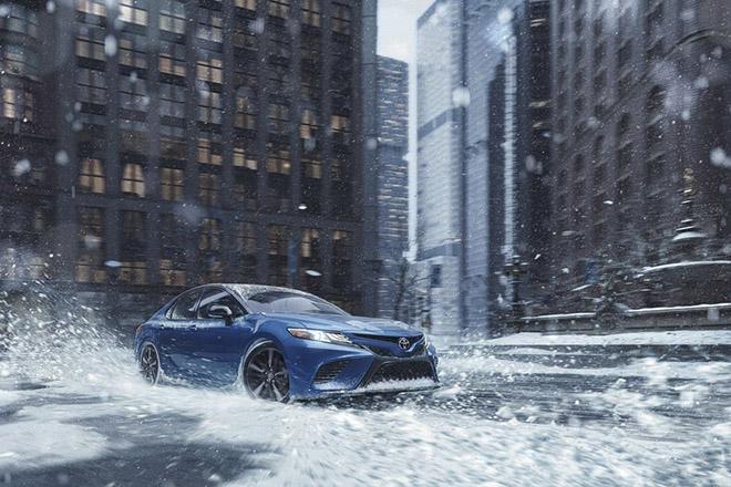 Toyota Camry và Avalon 2020 sắp có phiên bản dẫn động 4 bánh AWD - 1