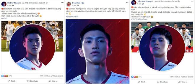 Tuyển thủ Việt Nam xuất hiện trong teaser bom tấn ngay sau trận thắng UAE - 1