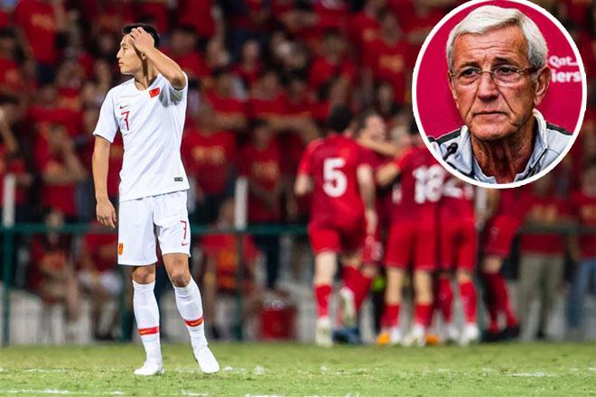 """ĐT Việt Nam số 1 vòng loại World Cup: Trung Quốc có SAO nhập tịch phải """"xấu hổ"""" - 1"""