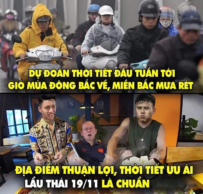 """Đội tuyển Việt Nam hứa hẹn làm nồi """"lẩu Thái siêu cay khổng lồ"""" - 1"""