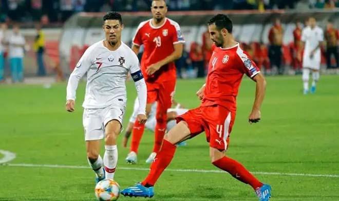 """Video highlight trận Luxembourg - Bồ Đào Nha: Mở điểm đẳng cấp, Ronaldo """"chốt sổ"""" - 1"""
