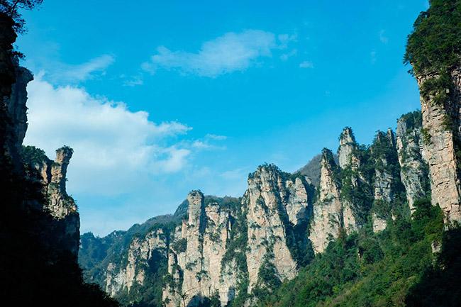 Ngay gần Trương Gia Giới có cảnh đẹp thế này mà ít người biết tới - 1