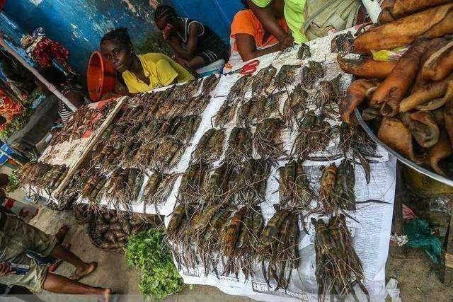 Hốt hoảng trước những thực phẩm nhìn thôi đã thấy sợ ở chợ châu Phi - 3