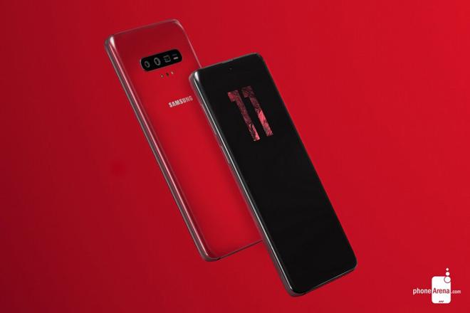 Thiết kế của Galaxy S11 sẽ gây sửng sốt? - 1