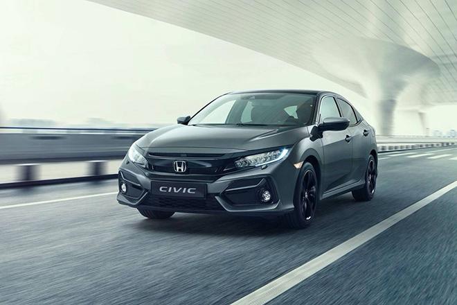 Honda Civic 2020 ra mắt tại thị trường Châu Âu, tinh chỉnh ngoại thất và trang bị - 1