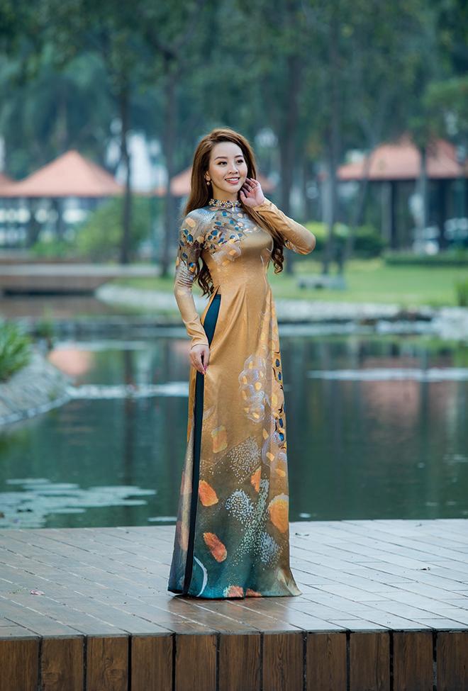 Áo dài Thái Tuấn khuyến mãi tri ân ngày Nhà giáo Việt Nam - 1