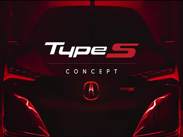 Hãng Acura hồi sinh gói hiệu suất Type S trên phiên bản concept mới