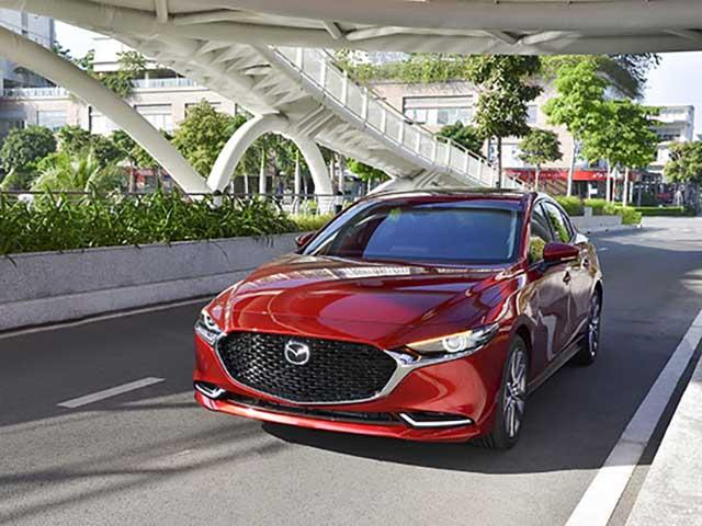 """Mazda3 thế hệ mới vượt qua Toyota Altis và Honda Accord để giành giải """"Xe của năm 2019"""""""