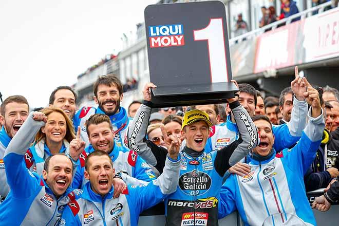 Đua xe MotoGP, Valencia GP: Marquez chạm mốc 400 điểm - 1