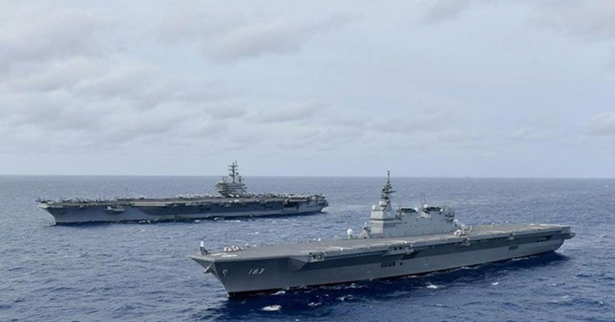 """Tuyên bố """"ngược đời"""" của Trung Quốc với Mỹ về Biển Đông - 1"""