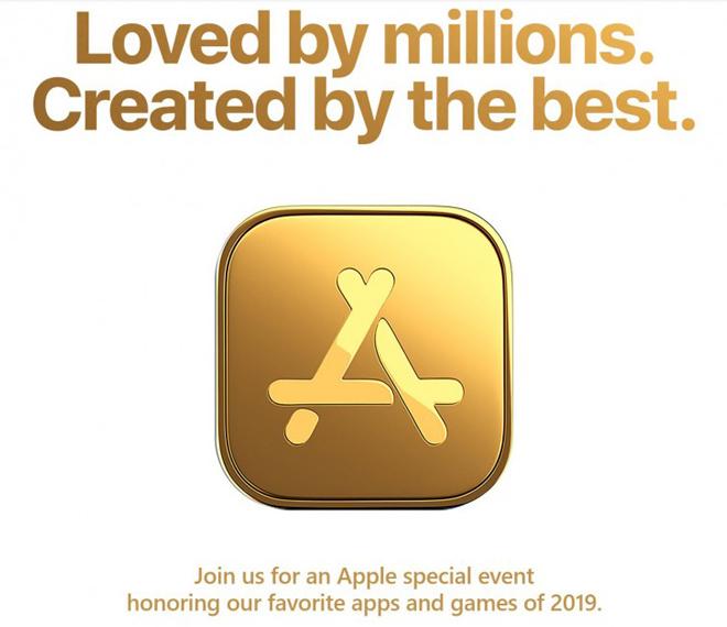 CHÍNH THỨC: Apple gửi lời mời cho sự kiện đặc biệt ngày 02/12 - 1