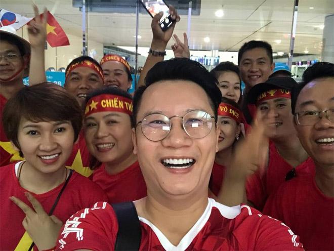 VN hòa Thái Lan, sao Việt phát cuồng gọi tên Đặng Văn Lâm - 1