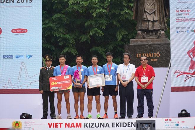 Gắn kết quan hệ Việt Nam – Nhật Bản tại giải chạy tiếp sức Kizuna Ekiden 2019 - 1