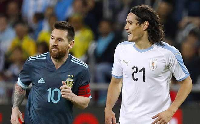 """Messi nổi điên vì bị Cavani """"hỏi đểu"""", suýt tẩn nhau: Suarez bênh ai? - 1"""