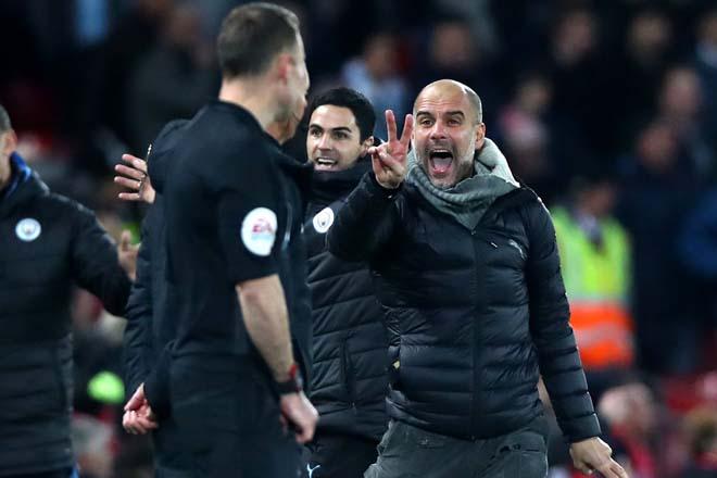 """Pep Guardiola mắc kẹt ở Man City vì """"hội chứng mùa thứ 4"""", tháo chạy về Barca? - 1"""