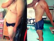Phương pháp giảm cân ưu việt, giảm 15kg chỉ 2 phút mỗi ngày...