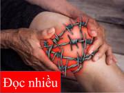 Tin tức sức khỏe - Cải thiện đau gối, buốt xương, chuột rút theo cách của người Nam Định