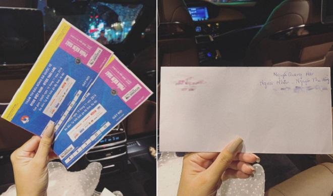 Quang Hải bất ngờ tặng quà đặc biệt cho thủ khoa nhạc viện xinh như mộng - 1