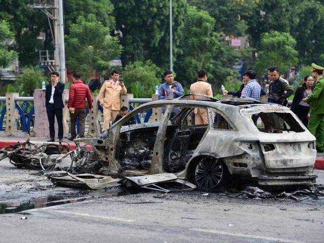 Vụ xe Mercedes gây tai nạn chết người rồi bốc cháy dữ dội: Các nạn nhân giờ ra sao?