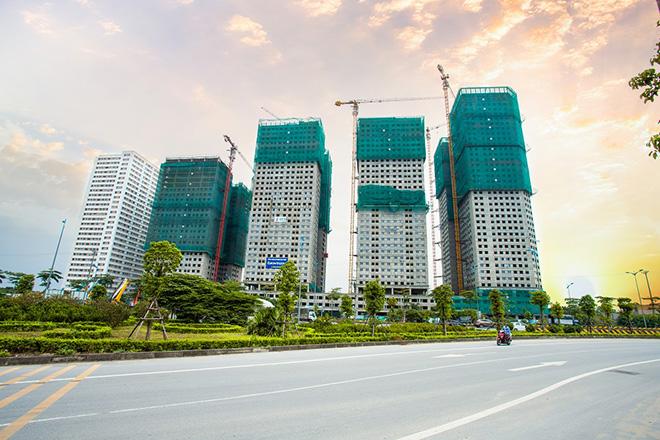 18,6 triệu đồng/m2 sở hữu căn hộ liền kề phố cổ - 1