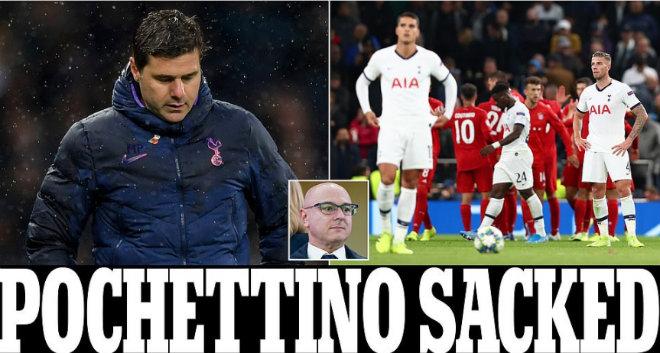 """Tottenham chính thức sa thải Pochettino, Solskjaer như """"ngồi trên lửa"""" ở MU - 1"""