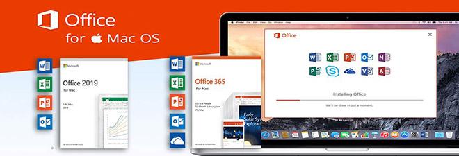 Mua Office 365 cho Mac hay Office 2019 cho Mac? - 1
