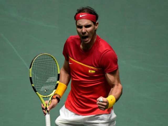 Tin thể thao HOT 21/11: Djokovic, Nadal, Murray rực sáng ở Davis Cup - 1