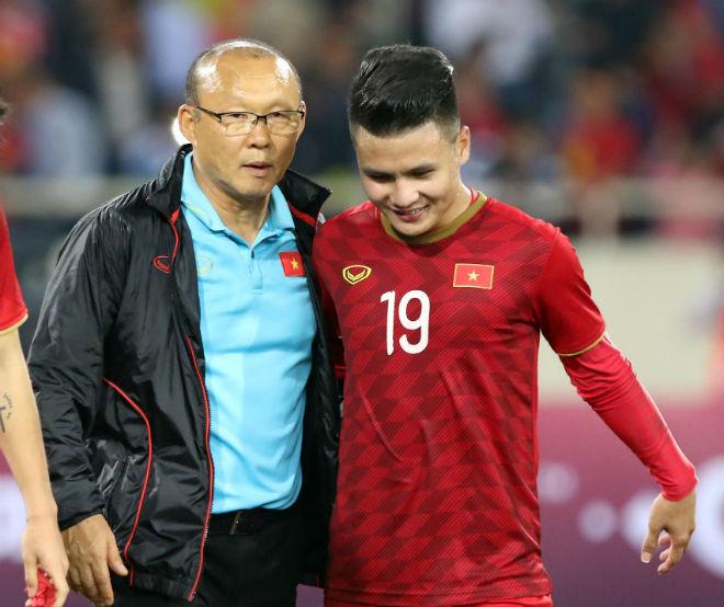 Thầy Park đã công bố danh sách các cầu thủ của U22 Việt Nam